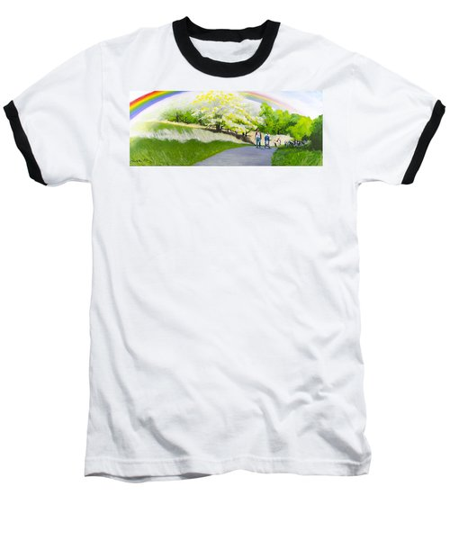 Hopeful Sojourn Baseball T-Shirt