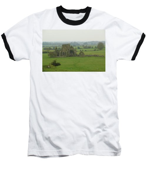 Baseball T-Shirt featuring the photograph Hore Abbey by Marie Leslie