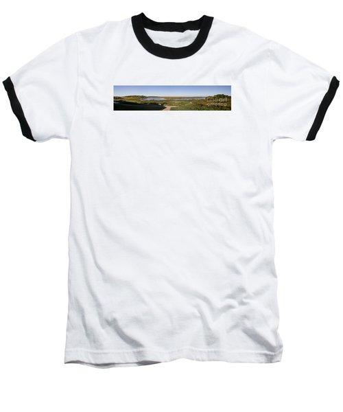 Baseball T-Shirt featuring the photograph Horicon Marsh Wildlife Refuge by Ricky L Jones