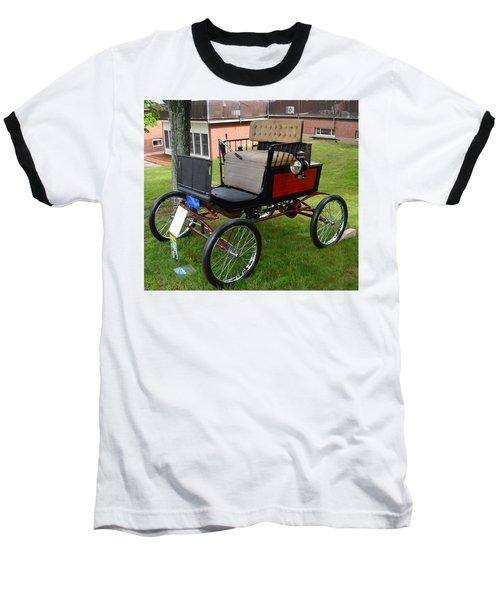 Horseless Carriage-c Baseball T-Shirt