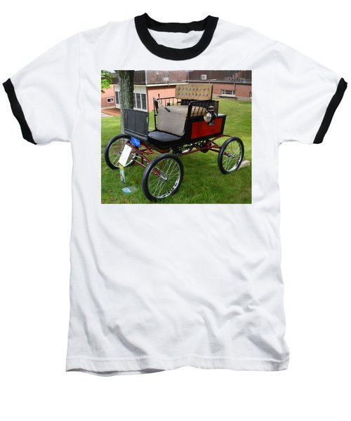 Horseless Carriage-c Baseball T-Shirt