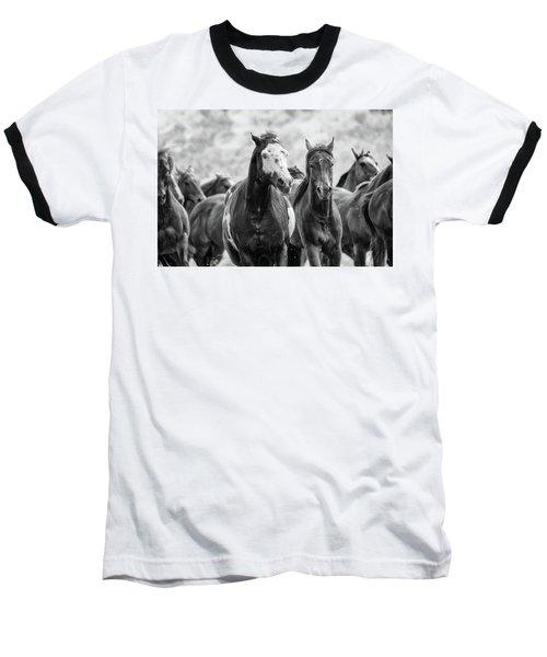 Horsepower Baseball T-Shirt