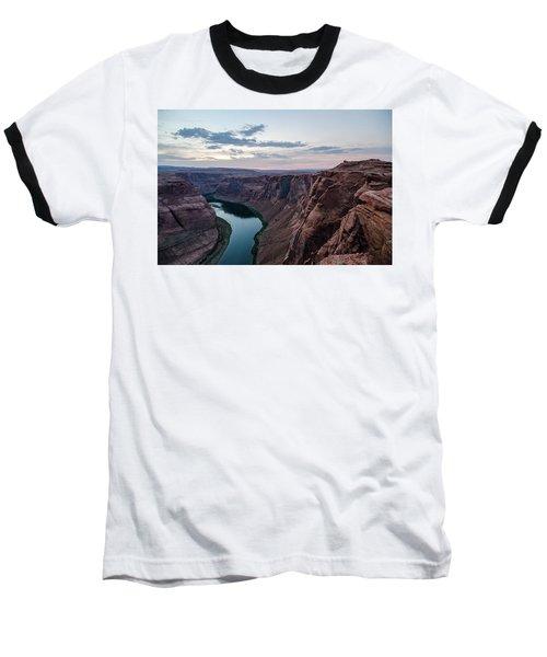 Horseshoe Bend No. 2 Baseball T-Shirt