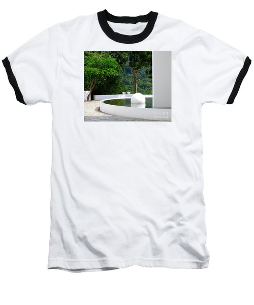 Hotel Encanto 12 Baseball T-Shirt by Randall Weidner