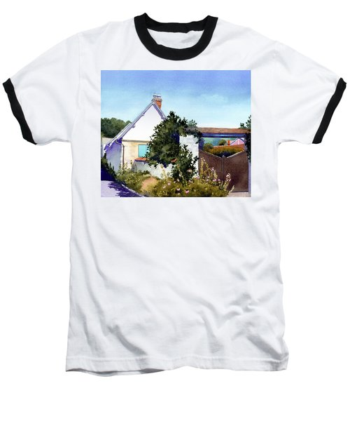 House At Giverny Baseball T-Shirt