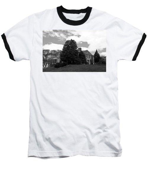 House On The Hill Baseball T-Shirt