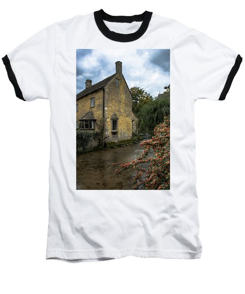 House On The Water Baseball T-Shirt