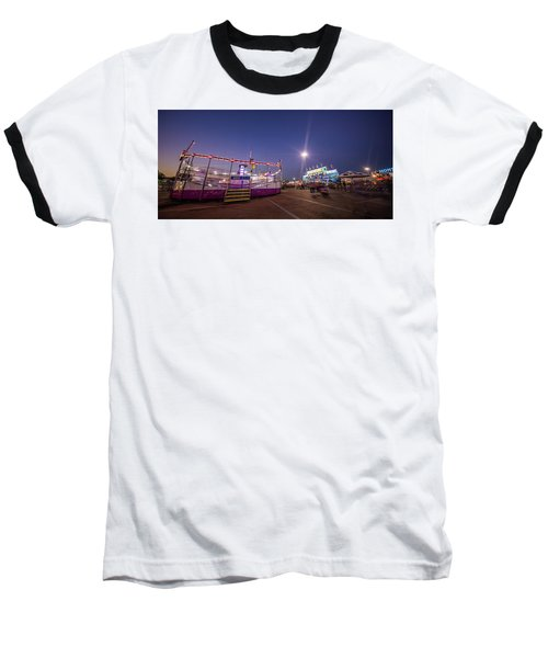 Houston Texas Live Stock Show And Rodeo #12 Baseball T-Shirt