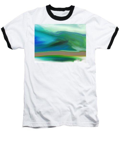 How It Feels Baseball T-Shirt by Lenore Senior