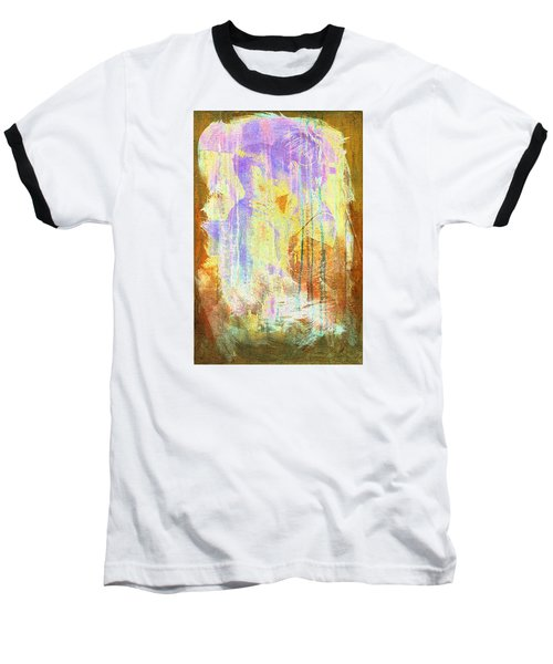Hugging Canvas Baseball T-Shirt