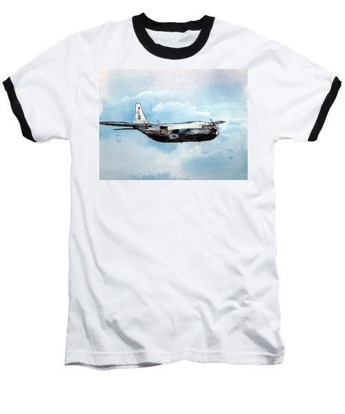 Hurricane Hunter Baseball T-Shirt