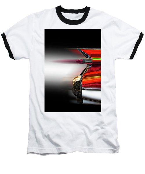 Hydra-matic Baseball T-Shirt by Jeffrey Jensen