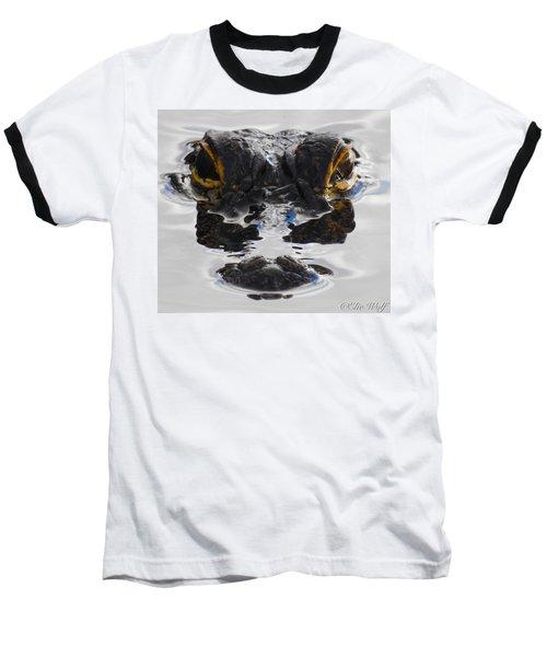 I Am Gator Baseball T-Shirt