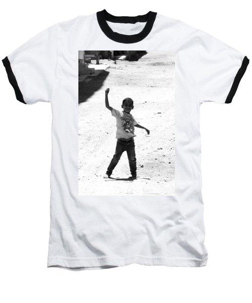 I Am The Champion  Baseball T-Shirt