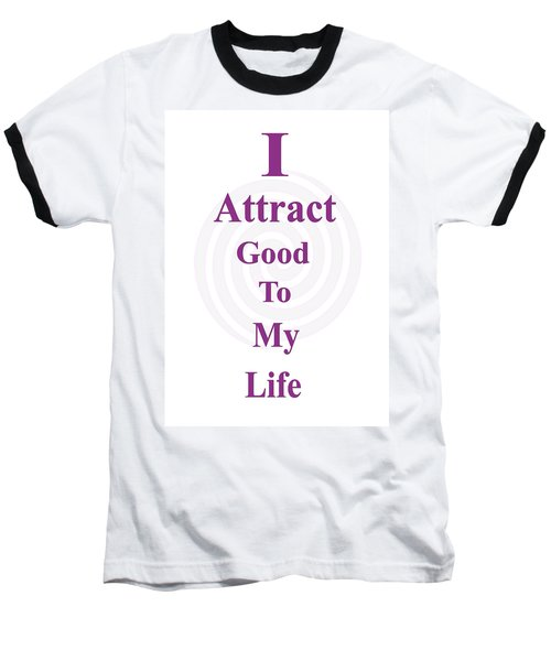 I Attract Baseball T-Shirt