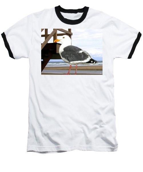 I Hope Lunch Is Ready Baseball T-Shirt