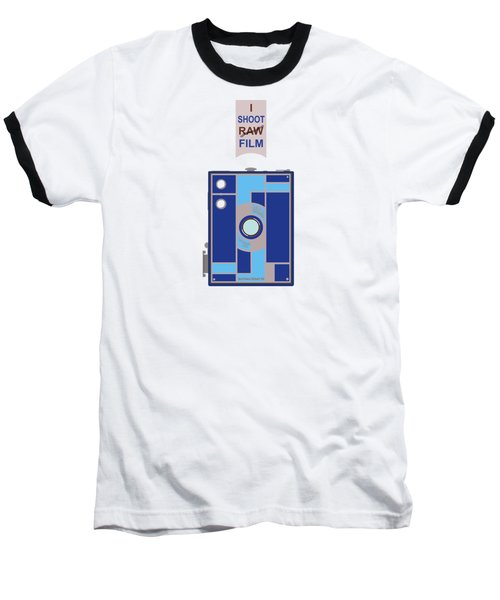 I Shoot Film Baseball T-Shirt