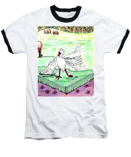 I Think I Can Baseball T-Shirt