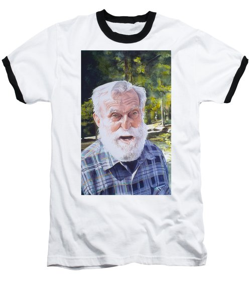 Ian Baseball T-Shirt
