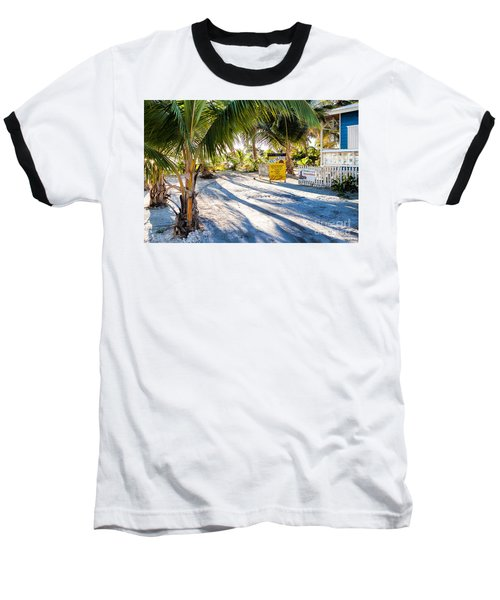 Ice Beans Baseball T-Shirt