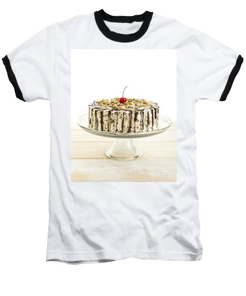Ice Cream Cake  Baseball T-Shirt