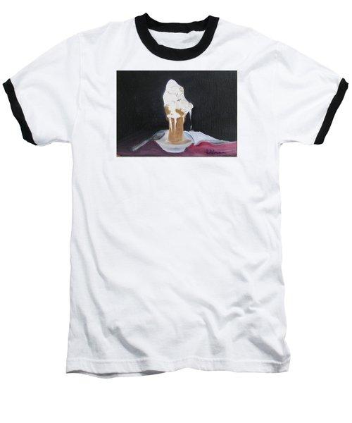 Ice Cream Melt Baseball T-Shirt