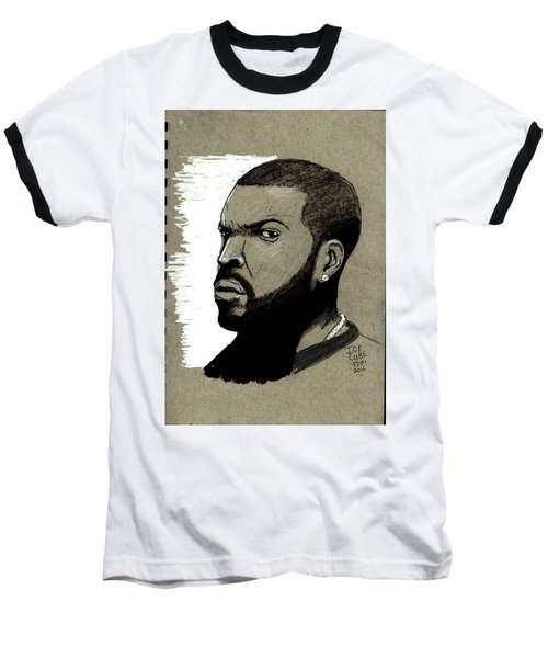 Ice Cube Baseball T-Shirt