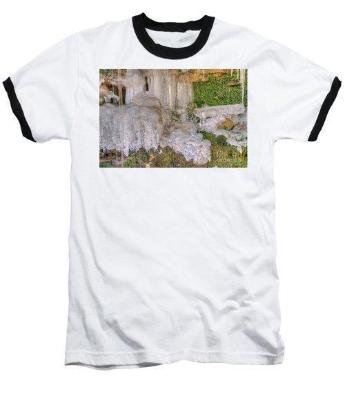 Ice Formations Baseball T-Shirt