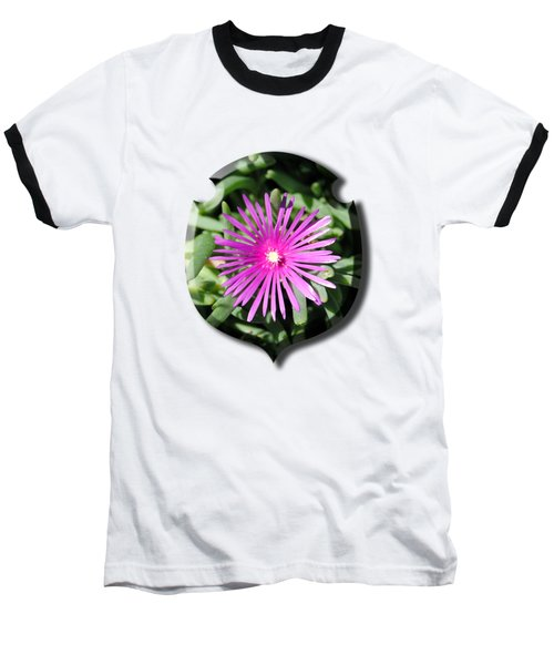 Ice Plant T-shirt Baseball T-Shirt