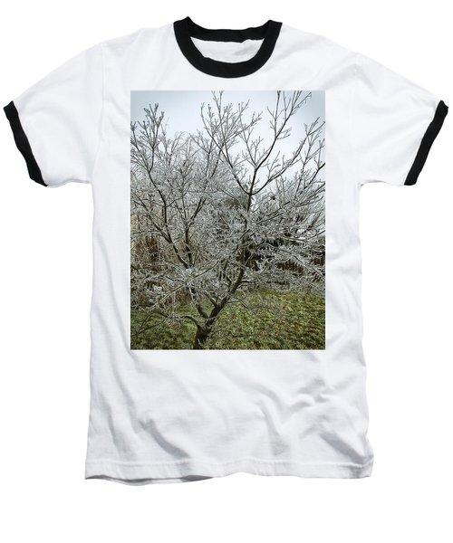Ice Storm Baseball T-Shirt