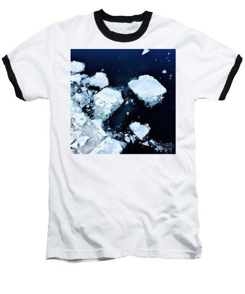 Iced Beauty #1 Baseball T-Shirt