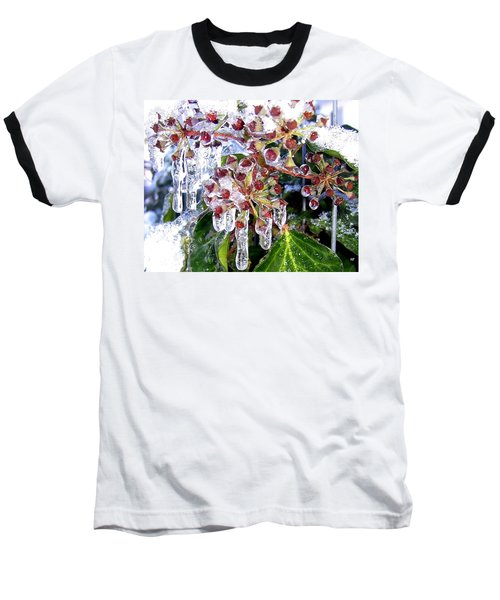 Iced Ivy Baseball T-Shirt