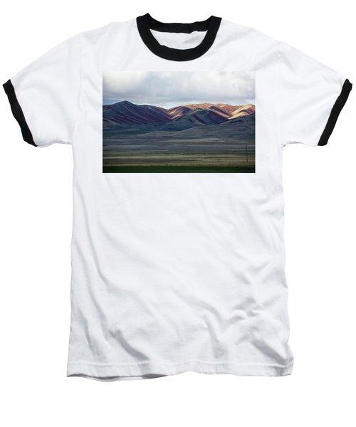 Idaho Red Baseball T-Shirt