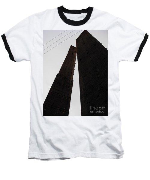 Il Bacio Delle Torri Baseball T-Shirt