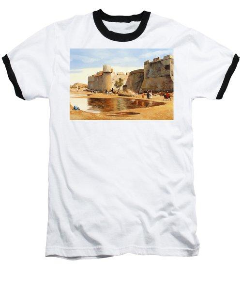 Il Castello Baseball T-Shirt