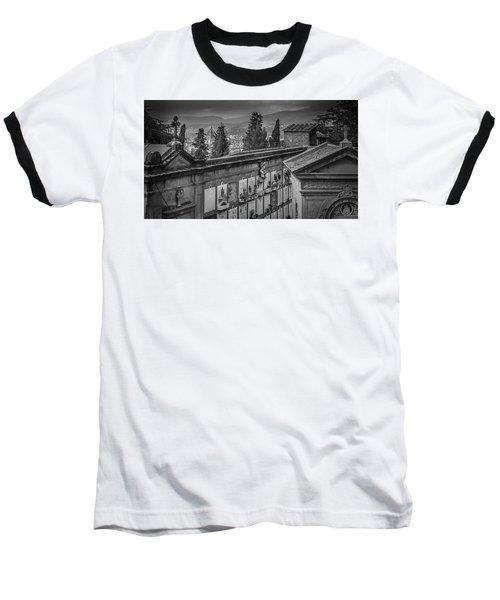 Il Cimitero E Il Duomo Baseball T-Shirt
