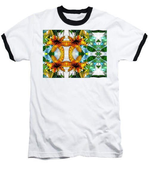 Illusions Baseball T-Shirt