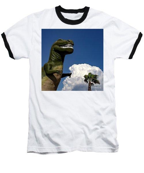 I'm A Nervous Rex Baseball T-Shirt
