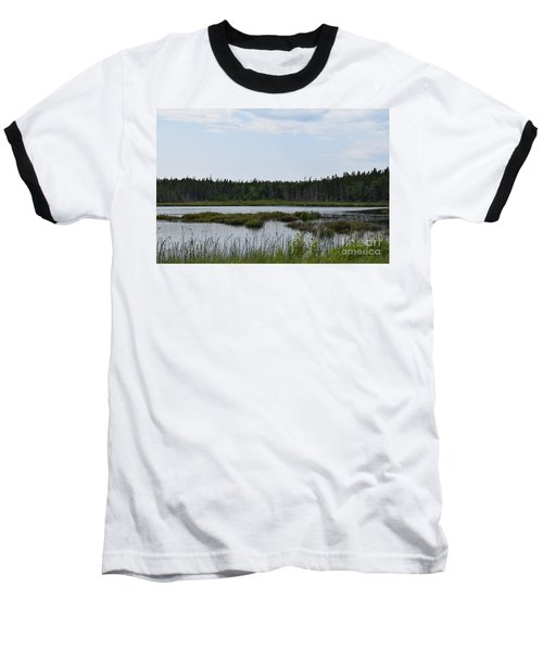 Images From Mt. Desert Island Maine 1 Baseball T-Shirt