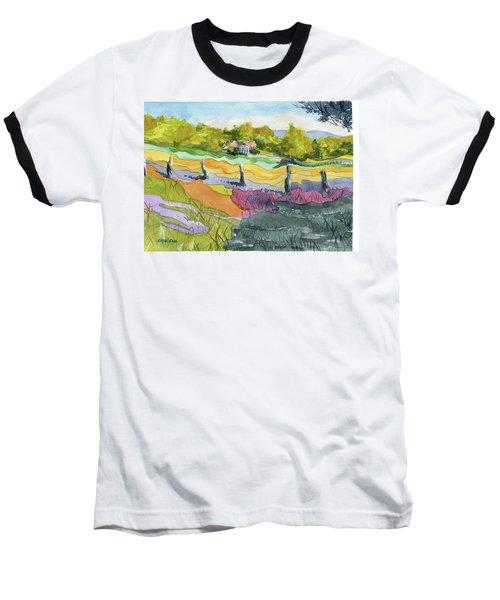 Imagine The Colors Baseball T-Shirt