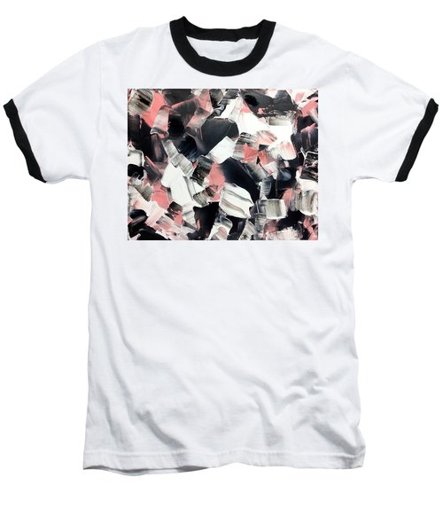 In Abstraction- Pbw No.3 Baseball T-Shirt