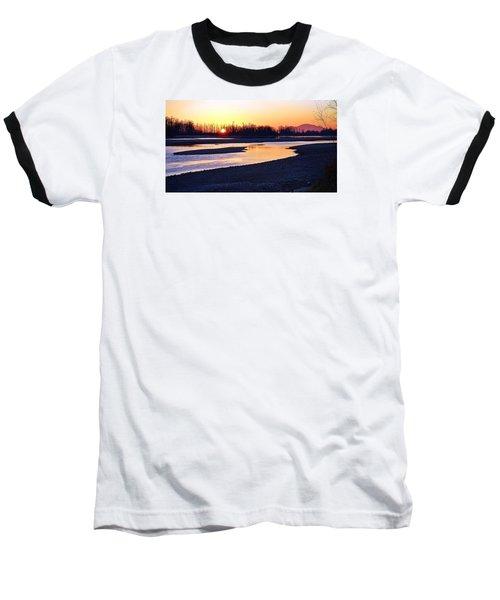 The Fraser River Baseball T-Shirt