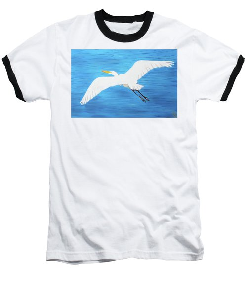 In Flight Entertainment Baseball T-Shirt