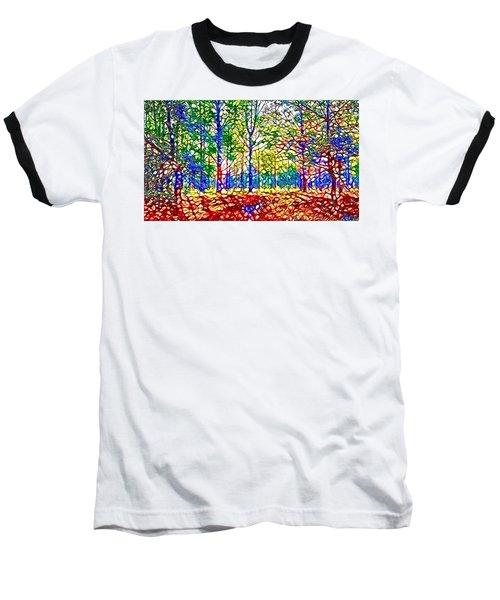 In Spite Off The Trees Baseball T-Shirt