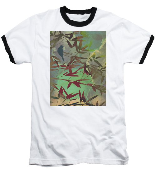 In The Bamboo Forest Baseball T-Shirt by AugenWerk Susann Serfezi