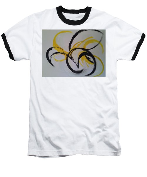 In The Flow Baseball T-Shirt