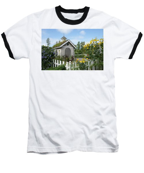 In The Garden Baseball T-Shirt