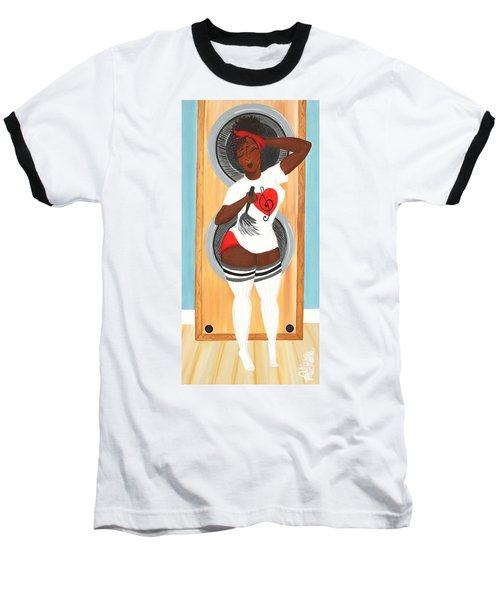 In The Groove Baseball T-Shirt