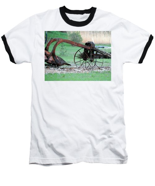 In The Rust Home Baseball T-Shirt