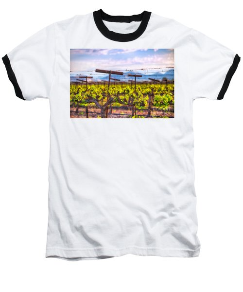 In The Vineyard Baseball T-Shirt